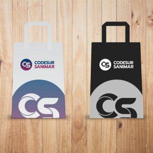 bolsas personalizadas codesur sanimar