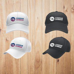 gorras personalizadas codesur sanimar