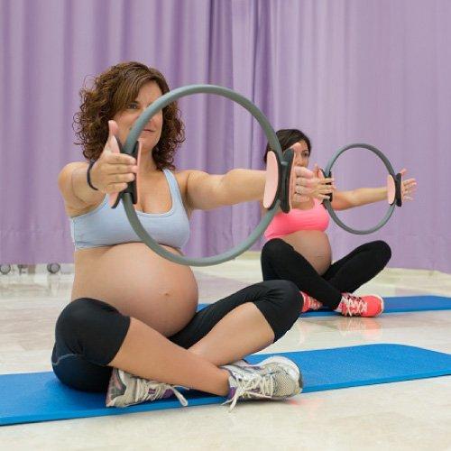 preparación física para embarazadas cartagena instituto clinico andreo